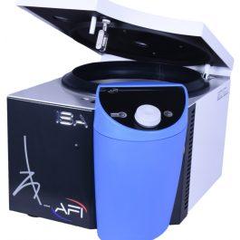 ISA centrifuge