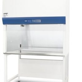 Airstream® Gen 3 Laminar Flow Clean Benches Vertical with Fixed Sash Stainless Steel Side Wall.