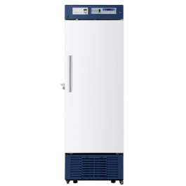 HYC-390F-upright-pharmacy-refrigerator-solid-door