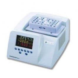 ThermoCell Mixing and Heating . Temperature range RT -14-100 ºC, Speed 300-1500 rpm.