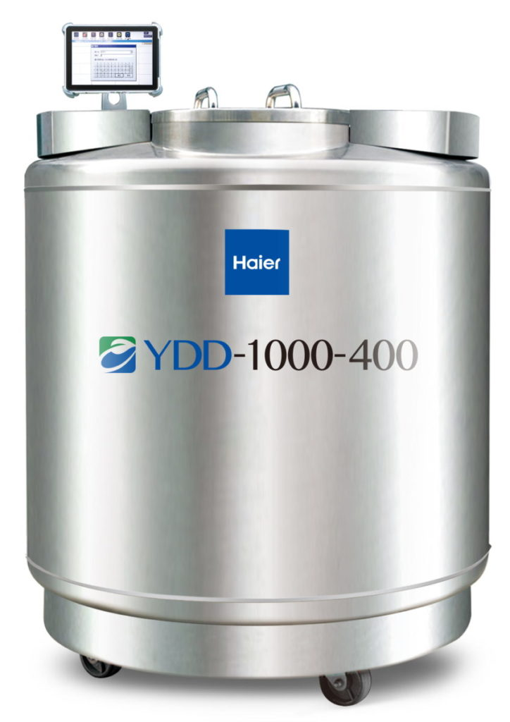 YDD-1000-400-Large-Capacity-LN2-Storage-Systems-for-Biobanks
