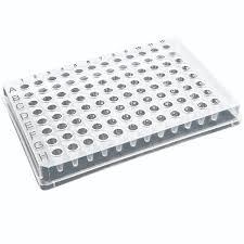 96-well PCR Plate 0.2 ml, full-skirted (50)